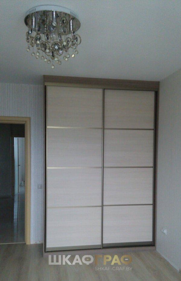 Шкаф-купе в гостиную из лДСП Graf № 004 1