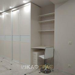 Встроенный Шкаф - купе в комнату