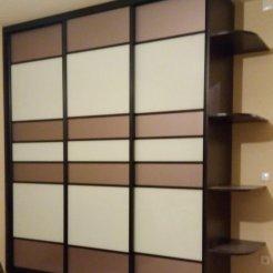 Встроенный шкаф-купе в коридор