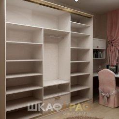 """Шкаф-купе в детскую с фотопечатью """"Цветы"""" Graf № 84 4"""