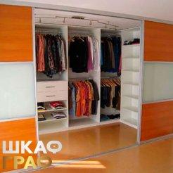 Комбинированная гардеробная
