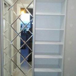 Внутреннее наполнение шкафа-купе