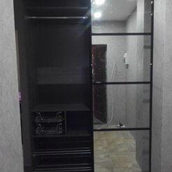 Зеркальный шкаф-купе в прихожую