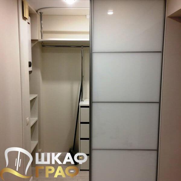 Встроенная гардеробная на заказ Graf № 43 2
