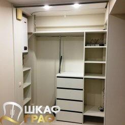 Встроенная гардеробная на заказ Graf № 43 6