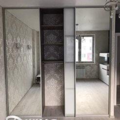 Шкаф-купе с зеркалом в гостиную Graf № 250