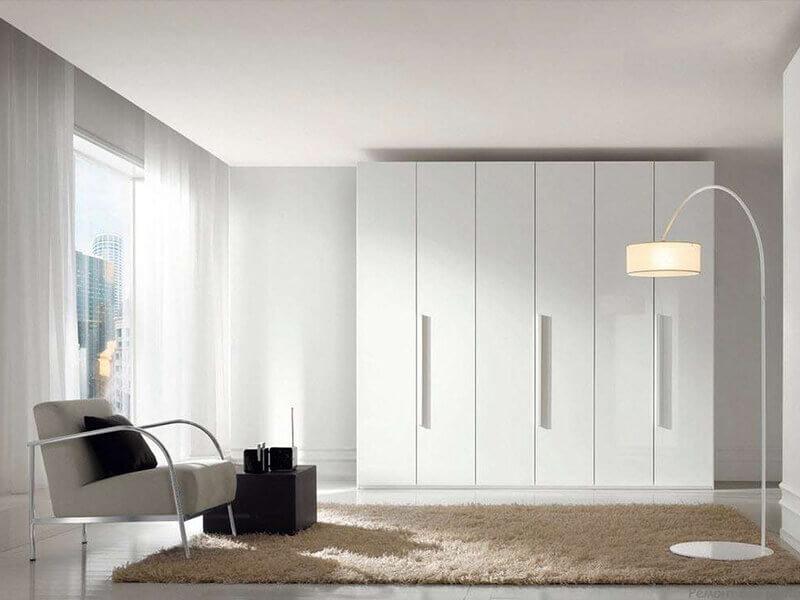 Шкафы-купе в стиле минимализм