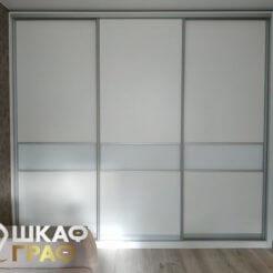Шкаф-купе широкий в зал №260